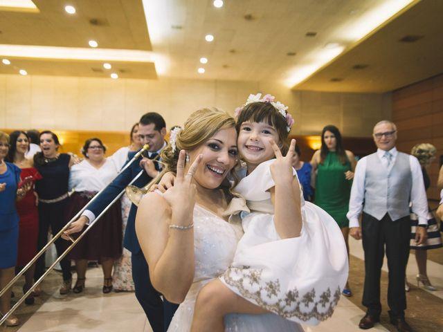 La boda de Óscar y Leslie en Alzira, Valencia 240