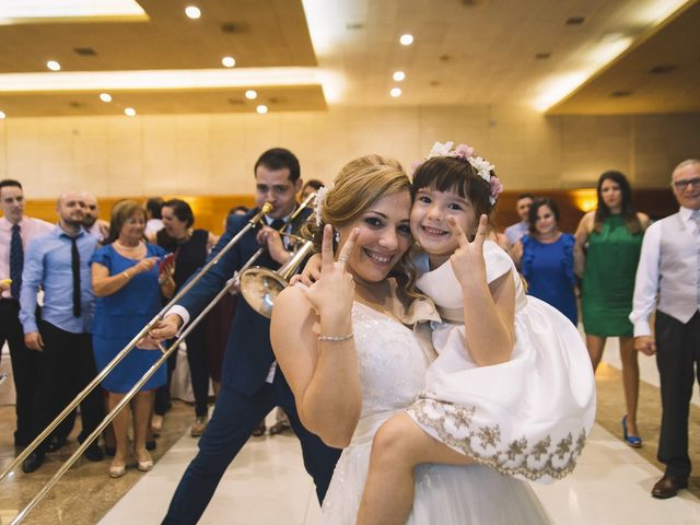 La boda de Óscar y Leslie en Alzira, Valencia 242