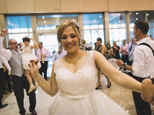 La boda de Óscar y Leslie en Alzira, Valencia 246