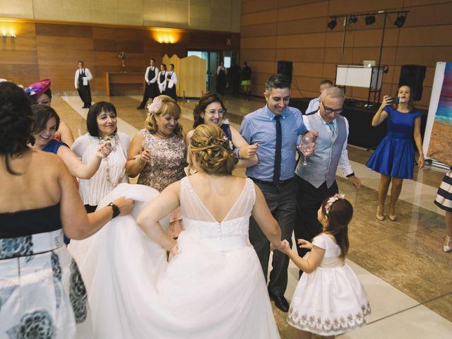 La boda de Óscar y Leslie en Alzira, Valencia 248