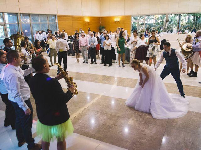 La boda de Óscar y Leslie en Alzira, Valencia 251