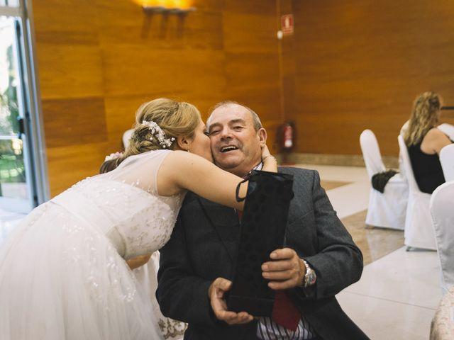 La boda de Óscar y Leslie en Alzira, Valencia 255