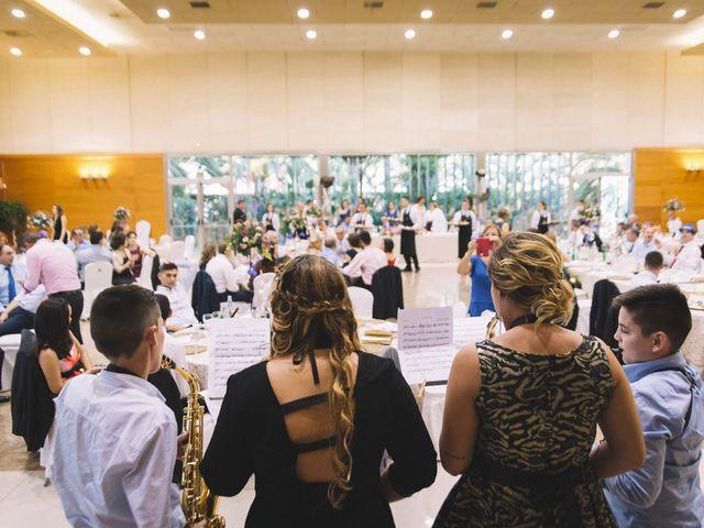 La boda de Óscar y Leslie en Alzira, Valencia 261