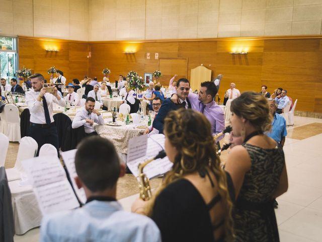La boda de Óscar y Leslie en Alzira, Valencia 263