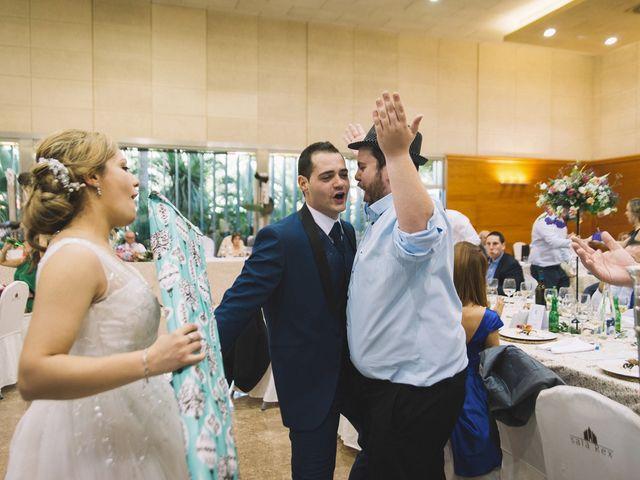 La boda de Óscar y Leslie en Alzira, Valencia 267