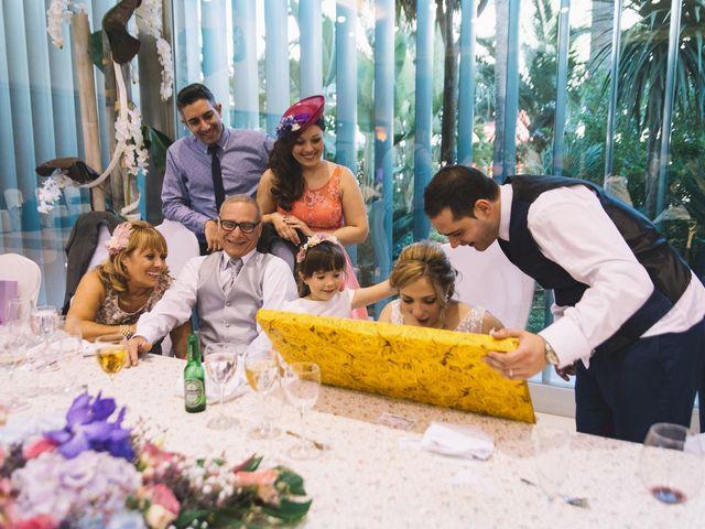La boda de Óscar y Leslie en Alzira, Valencia 281
