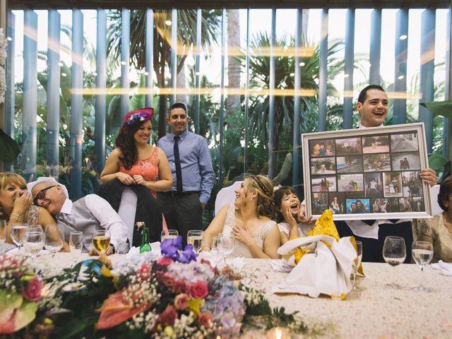 La boda de Óscar y Leslie en Alzira, Valencia 283