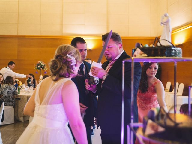 La boda de Óscar y Leslie en Alzira, Valencia 287