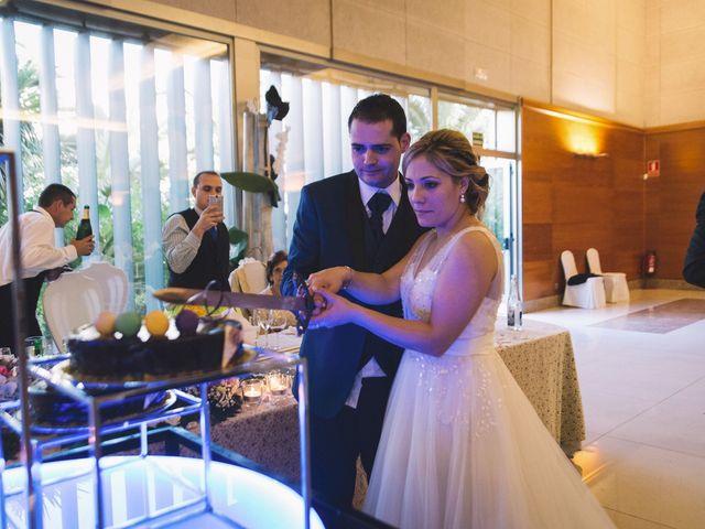 La boda de Óscar y Leslie en Alzira, Valencia 288