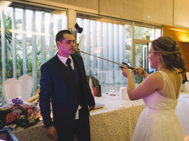 La boda de Óscar y Leslie en Alzira, Valencia 294