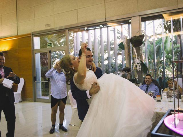 La boda de Óscar y Leslie en Alzira, Valencia 295