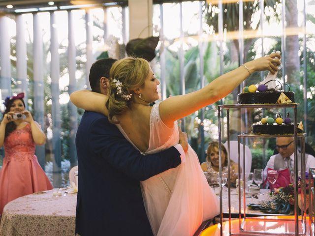 La boda de Óscar y Leslie en Alzira, Valencia 296