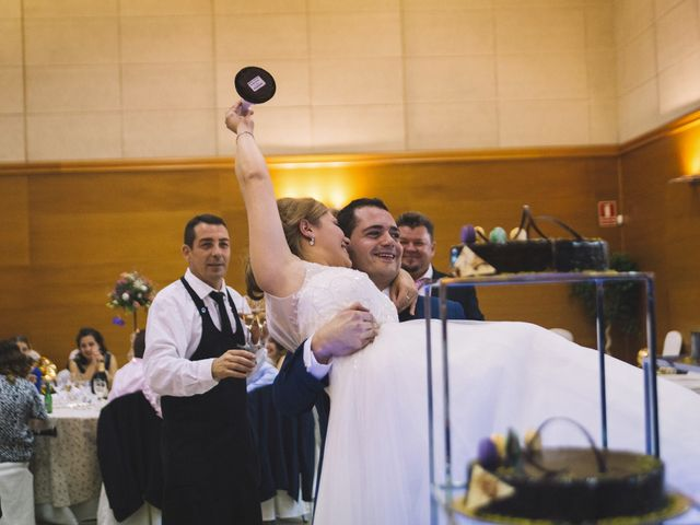 La boda de Óscar y Leslie en Alzira, Valencia 298