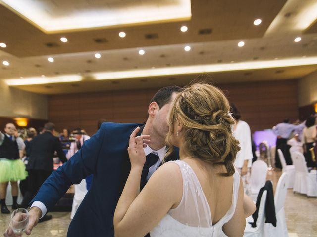 La boda de Óscar y Leslie en Alzira, Valencia 300
