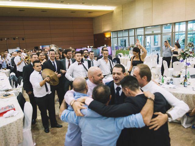 La boda de Óscar y Leslie en Alzira, Valencia 304