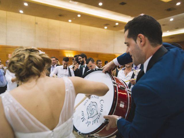 La boda de Óscar y Leslie en Alzira, Valencia 309