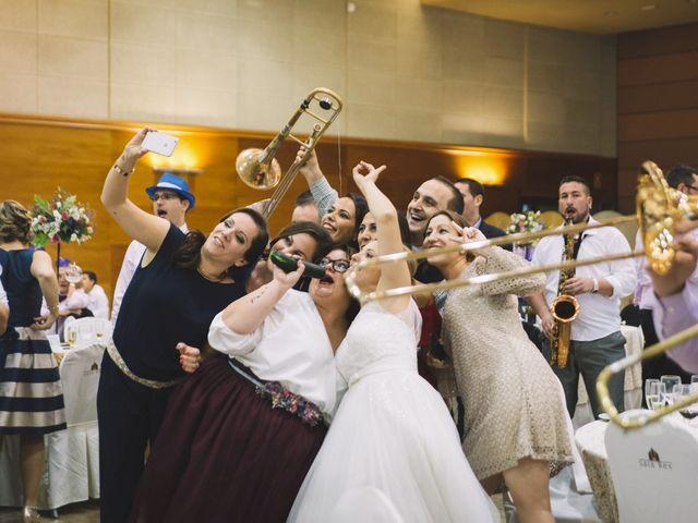 La boda de Óscar y Leslie en Alzira, Valencia 312