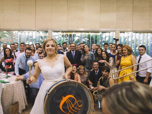 La boda de Óscar y Leslie en Alzira, Valencia 313