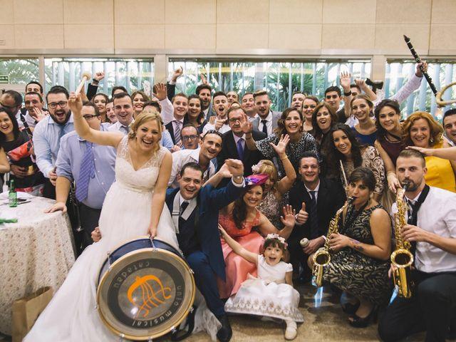 La boda de Óscar y Leslie en Alzira, Valencia 314