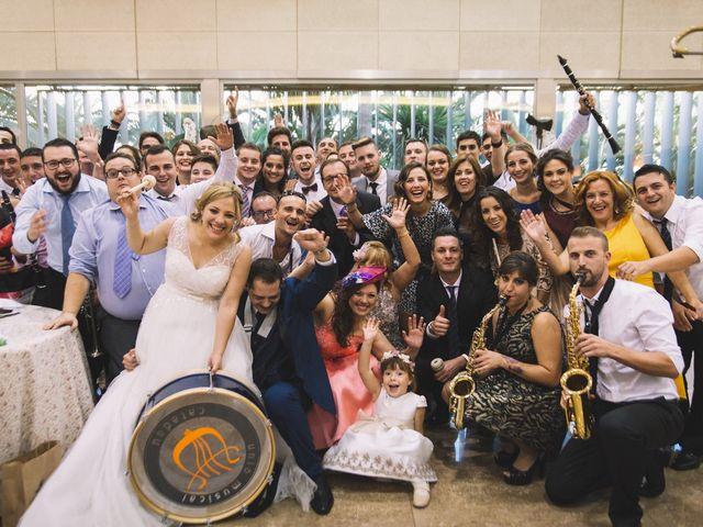 La boda de Óscar y Leslie en Alzira, Valencia 315