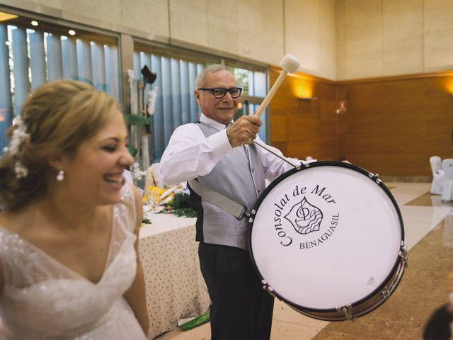 La boda de Óscar y Leslie en Alzira, Valencia 316