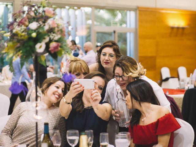 La boda de Óscar y Leslie en Alzira, Valencia 317