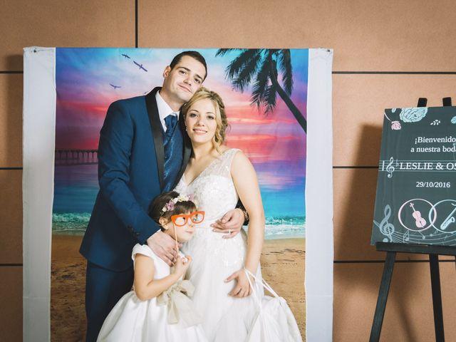 La boda de Óscar y Leslie en Alzira, Valencia 321