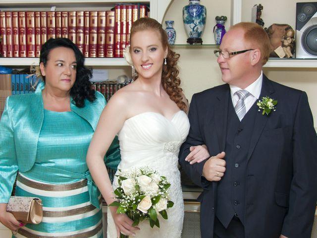 La boda de Carlos y Estela en Yunclillos, Toledo 14