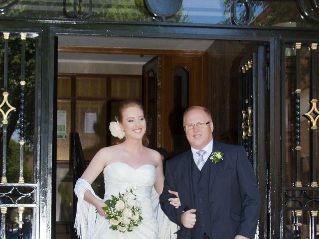 La boda de Carlos y Estela en Yunclillos, Toledo 16