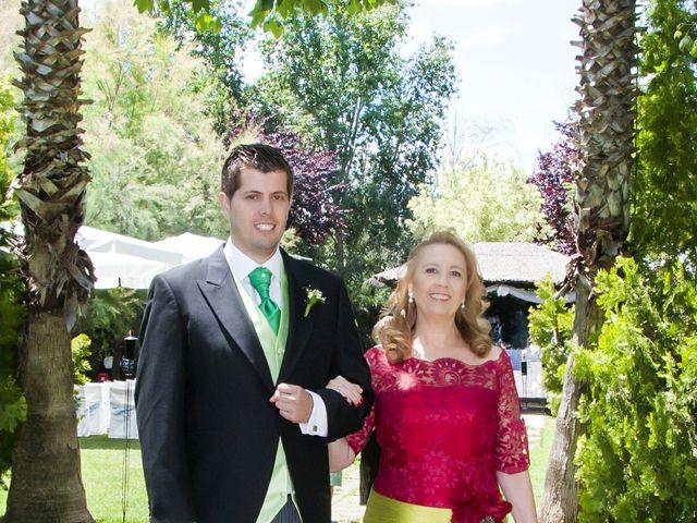 La boda de Carlos y Estela en Yunclillos, Toledo 17