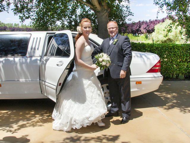 La boda de Carlos y Estela en Yunclillos, Toledo 19