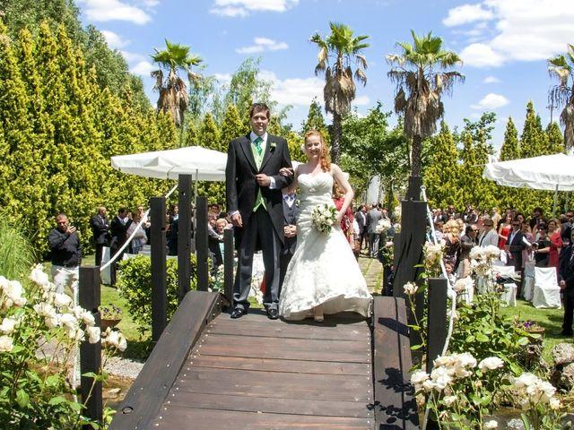 La boda de Carlos y Estela en Yunclillos, Toledo 20