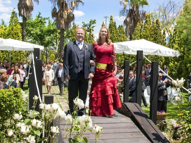 La boda de Carlos y Estela en Yunclillos, Toledo 21