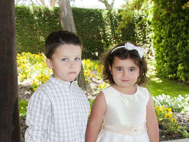 La boda de Carlos y Estela en Yunclillos, Toledo 22
