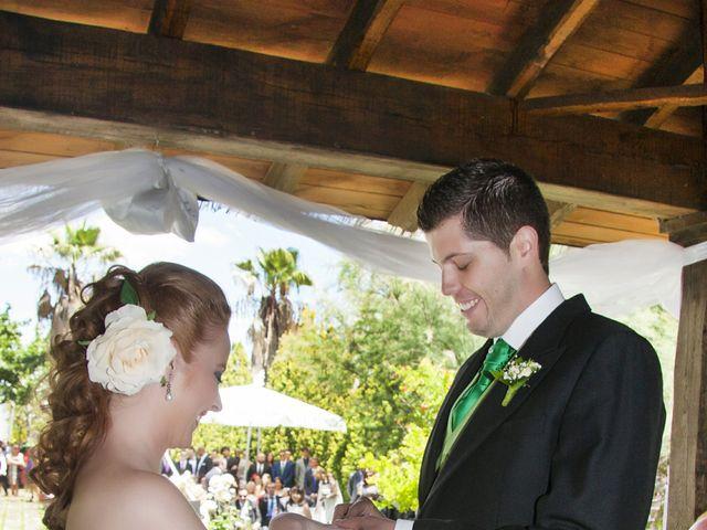 La boda de Carlos y Estela en Yunclillos, Toledo 23