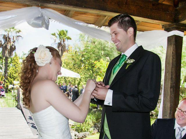 La boda de Carlos y Estela en Yunclillos, Toledo 24