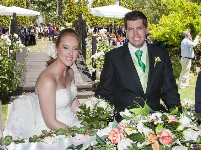 La boda de Carlos y Estela en Yunclillos, Toledo 25