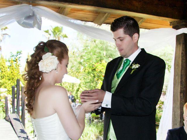La boda de Carlos y Estela en Yunclillos, Toledo 26