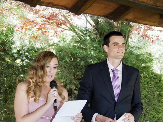 La boda de Carlos y Estela en Yunclillos, Toledo 28