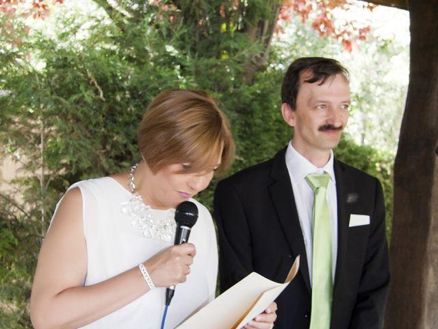 La boda de Carlos y Estela en Yunclillos, Toledo 29