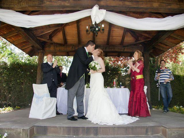 La boda de Carlos y Estela en Yunclillos, Toledo 36