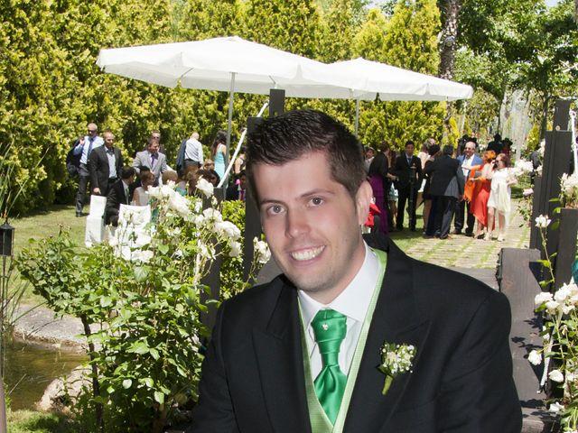 La boda de Carlos y Estela en Yunclillos, Toledo 38