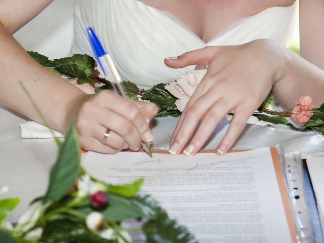 La boda de Carlos y Estela en Yunclillos, Toledo 39
