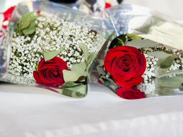 La boda de Carlos y Estela en Yunclillos, Toledo 41
