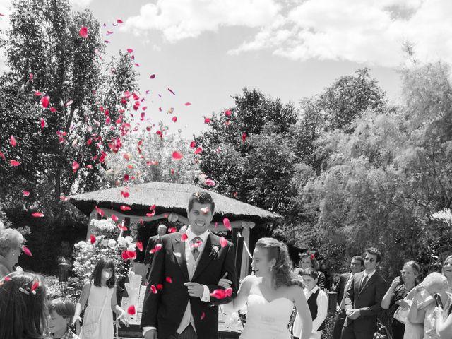 La boda de Carlos y Estela en Yunclillos, Toledo 42
