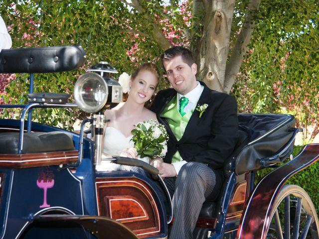 La boda de Carlos y Estela en Yunclillos, Toledo 43