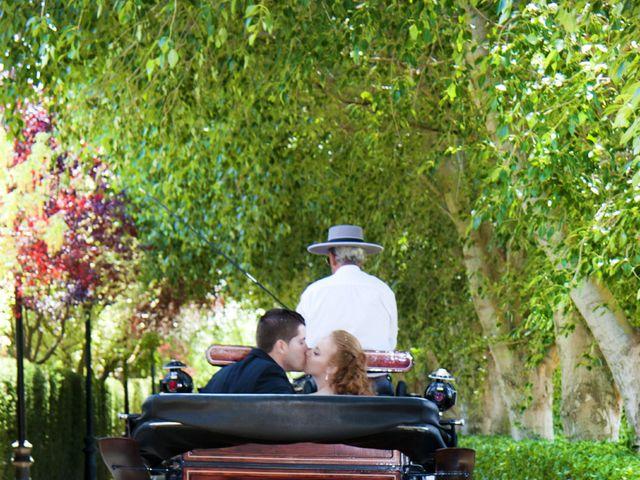 La boda de Carlos y Estela en Yunclillos, Toledo 44