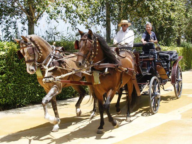 La boda de Carlos y Estela en Yunclillos, Toledo 45