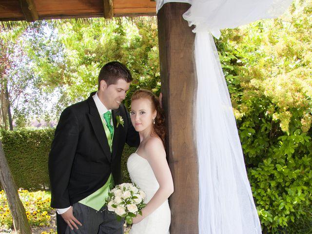 La boda de Carlos y Estela en Yunclillos, Toledo 47