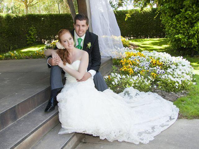 La boda de Carlos y Estela en Yunclillos, Toledo 50